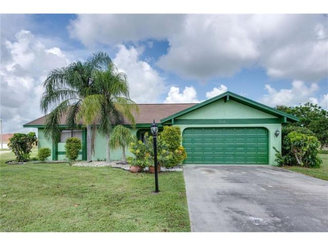 214 Eaglesmere Dr, Lehigh Acres, FL 33936 (#217044174) :: Homes and Land Brokers, Inc