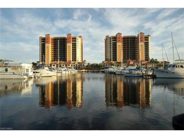 5781 Cape Harbour Dr #809, Cape Coral, FL 33914 (#217044791) :: Homes and Land Brokers, Inc