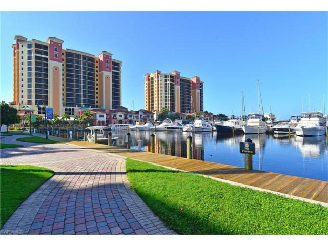 5793 Cape Harbour Dr #617, Cape Coral, FL 33914 (MLS #217044806) :: The New Home Spot, Inc.