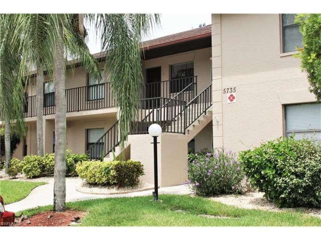 5735 Foxlake Dr #7, North Fort Myers, FL 33917 (#217044812) :: Homes and Land Brokers, Inc