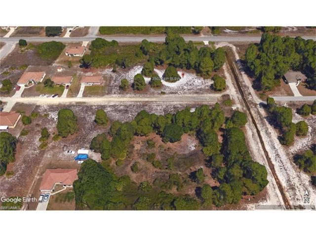 3502 24th St SW, Lehigh Acres, FL 33976 (#217044879) :: Homes and Land Brokers, Inc