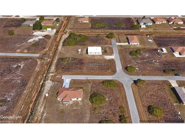 3106 Eddie Ave S, Lehigh Acres, FL 33976 (#217044883) :: Homes and Land Brokers, Inc