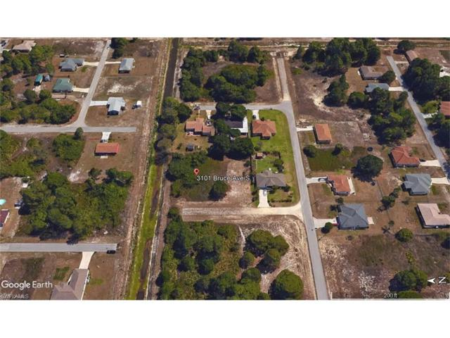 3101 Bruce Ave S, Lehigh Acres, FL 33976 (#217044888) :: Homes and Land Brokers, Inc