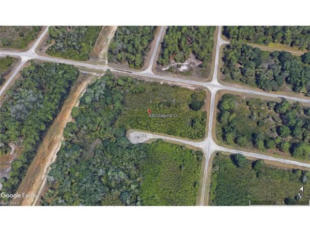 680 Sabina Ct, Lehigh Acres, FL 33972 (#217044898) :: Homes and Land Brokers, Inc