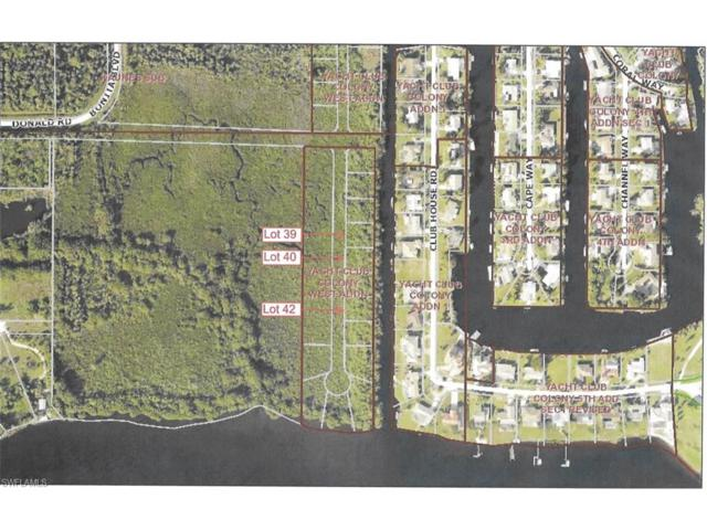 Westwood Rd, North Fort Myers, FL 33917 (#217045185) :: Homes and Land Brokers, Inc