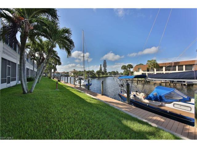 708 Victoria Dr #108, Cape Coral, FL 33904 (MLS #217045282) :: RE/MAX DREAM