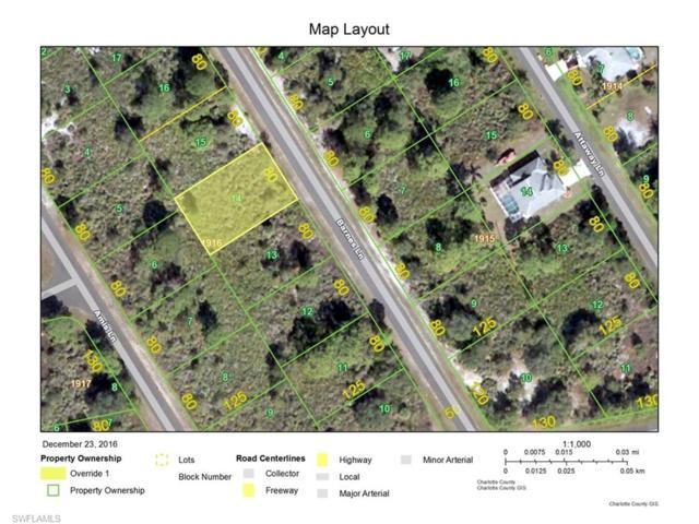 4195 Barnes Ln, Port Charlotte, FL 33981 (#217045533) :: Homes and Land Brokers, Inc