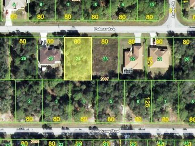 14323 Palmer Ave, Port Charlotte, FL 33953 (#217045985) :: Homes and Land Brokers, Inc