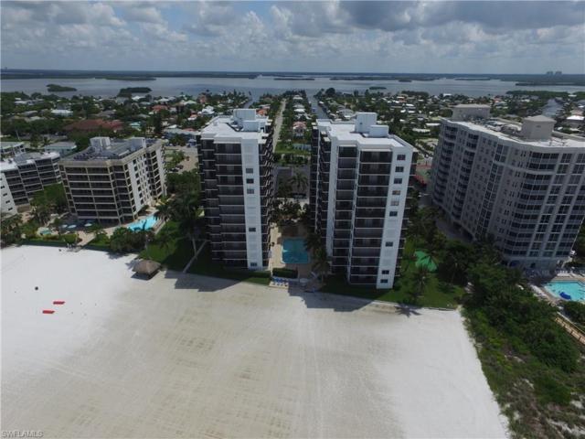 6612 Estero Blvd #204, Fort Myers Beach, FL 33931 (MLS #217046025) :: The New Home Spot, Inc.