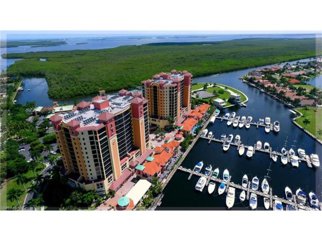 5781 Cape Harbour Dr #710, Cape Coral, FL 33914 (#217046139) :: Homes and Land Brokers, Inc
