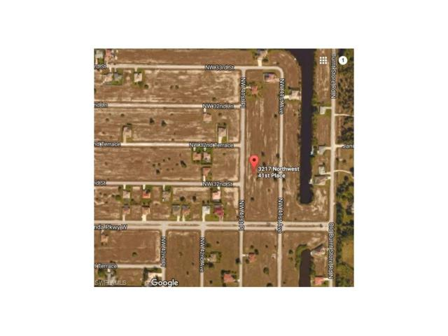 3217 NW 41st Pl, Cape Coral, FL 33993 (#217046257) :: Homes and Land Brokers, Inc
