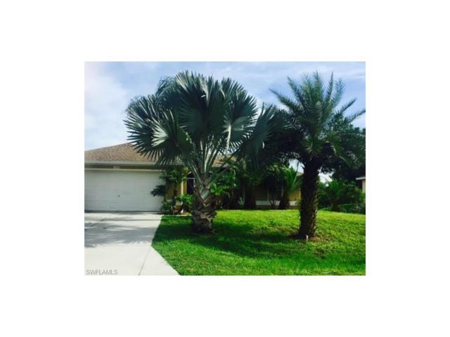 1249 Earnest St E, Lehigh Acres, FL 33974 (MLS #217046295) :: RE/MAX DREAM