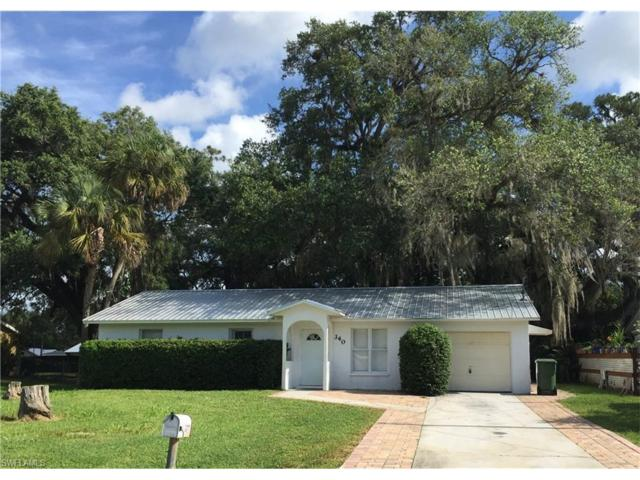 340 4th Ave, Labelle, FL 33935 (#217046986) :: Homes and Land Brokers, Inc