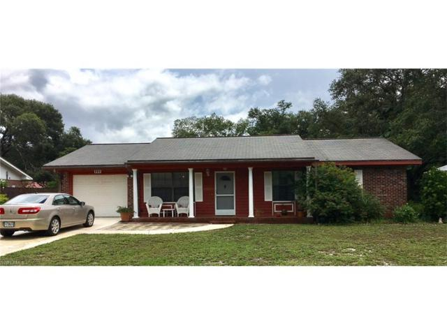 421 Clark St, Labelle, FL 33935 (#217047104) :: Homes and Land Brokers, Inc