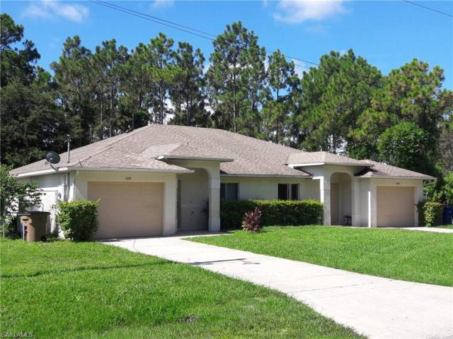 1068-1070 Ainsworth St E, Lehigh Acres, FL 33974 (#217047336) :: Homes and Land Brokers, Inc