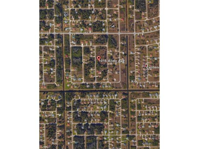 1016 Alido Ave, Lehigh Acres, FL 33971 (#217047363) :: Homes and Land Brokers, Inc