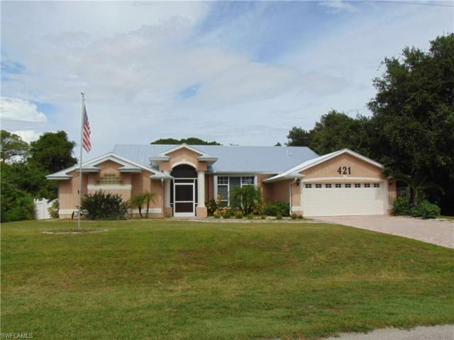 421 Prospect Ave, Lehigh Acres, FL 33972 (#217047398) :: Homes and Land Brokers, Inc