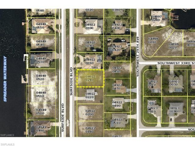 3303 Surfside Blvd, Cape Coral, FL 33914 (MLS #217047463) :: RE/MAX DREAM