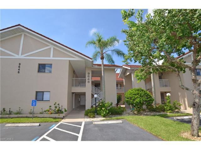 9648 Windsor Gardens Ln #203, Fort Myers, FL 33919 (MLS #217047531) :: The New Home Spot, Inc.