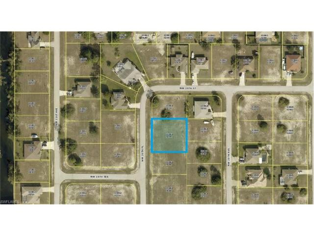 1907 NW 20th Pl, Cape Coral, FL 33993 (#217047574) :: Homes and Land Brokers, Inc