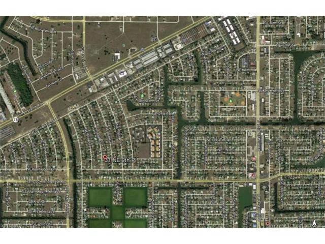 31 NE 9th Pl, Cape Coral, FL 33909 (#217047656) :: Homes and Land Brokers, Inc