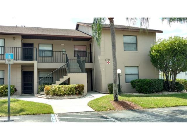 5735 Foxlake Dr #4, North Fort Myers, FL 33917 (#217047861) :: Homes and Land Brokers, Inc