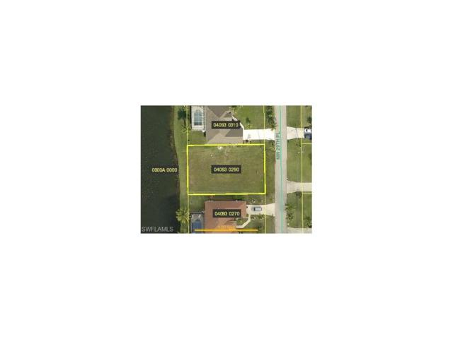 1502 NW 29th Pl, Cape Coral, FL 33993 (MLS #217048245) :: The New Home Spot, Inc.