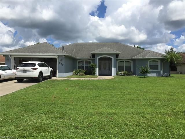 909 Sawgrass St, Clewiston, FL 33440 (MLS #217048789) :: The New Home Spot, Inc.