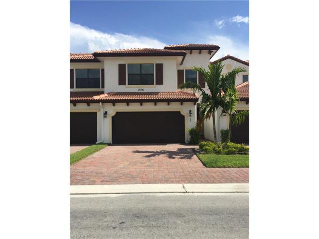 15841 Portofino Springs Blvd #107, Fort Myers, FL 33908 (MLS #217049355) :: The New Home Spot, Inc.