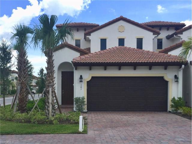15821 Portofino Springs Blvd #101, Fort Myers, FL 33908 (MLS #217049405) :: The New Home Spot, Inc.