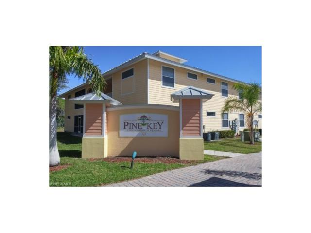 1065 Hancock Creek South Blvd #203, Cape Coral, FL 33909 (#217049811) :: Homes and Land Brokers, Inc