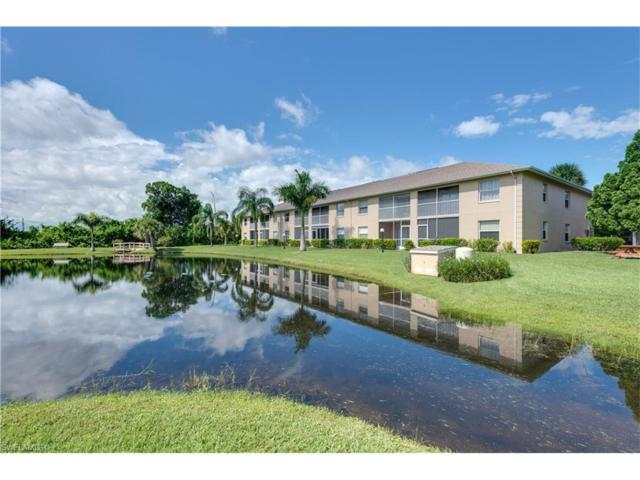 15030 Arbor Lakes Dr W #202, North Fort Myers, FL 33917 (MLS #217050025) :: The New Home Spot, Inc.