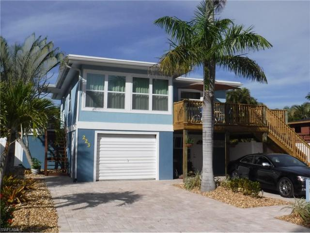 223 Pearl St, Fort Myers Beach, FL 33931 (MLS #217050206) :: The New Home Spot, Inc.