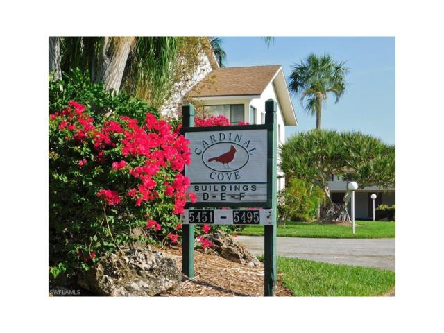 5475 Peppertree Dr #11, Fort Myers, FL 33908 (MLS #217051060) :: The New Home Spot, Inc.