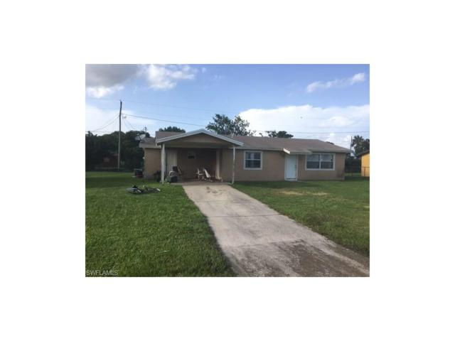 1117 Mississippi Ave, Clewiston, FL 33440 (#217051066) :: Homes and Land Brokers, Inc