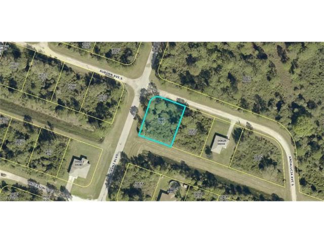 156 Auburn Ave S, Lehigh Acres, FL 33974 (MLS #217051630) :: The New Home Spot, Inc.