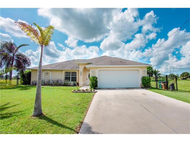 3254 NW 21st Ter, Cape Coral, FL 33993 (#217052381) :: Jason Schiering, PA