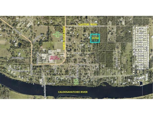 21740 Claytor Rd, Alva, FL 33920 (MLS #217052399) :: Clausen Properties, Inc.