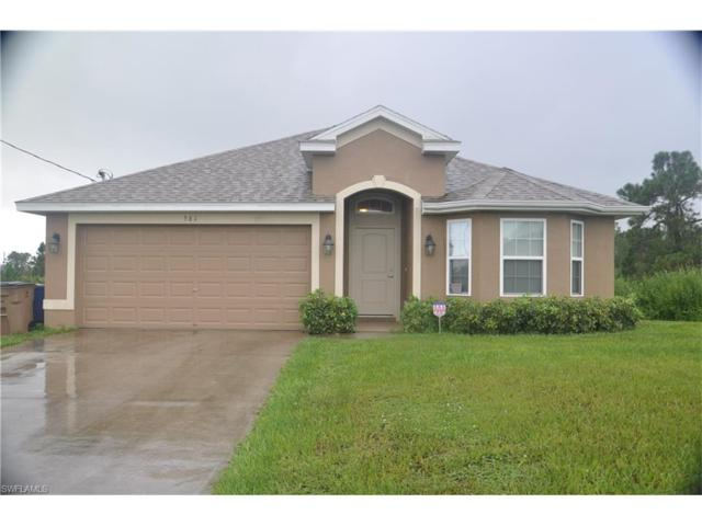 561 Windermere Dr, Lehigh Acres, FL 33972 (MLS #217052552) :: The New Home Spot, Inc.