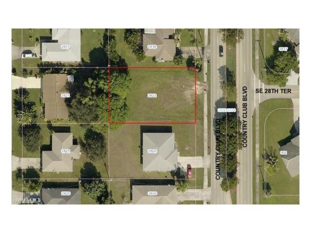 2822 Country Club Blvd, Cape Coral, FL 33904 (#217052853) :: Jason Schiering, PA