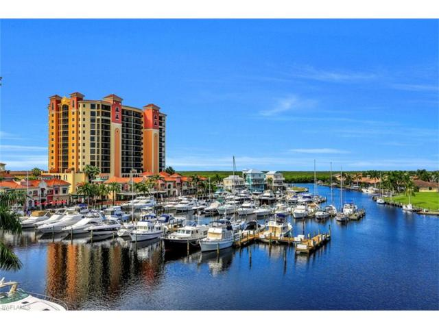 5702 Cape Harbour Dr #403, Cape Coral, FL 33914 (MLS #217053445) :: The New Home Spot, Inc.