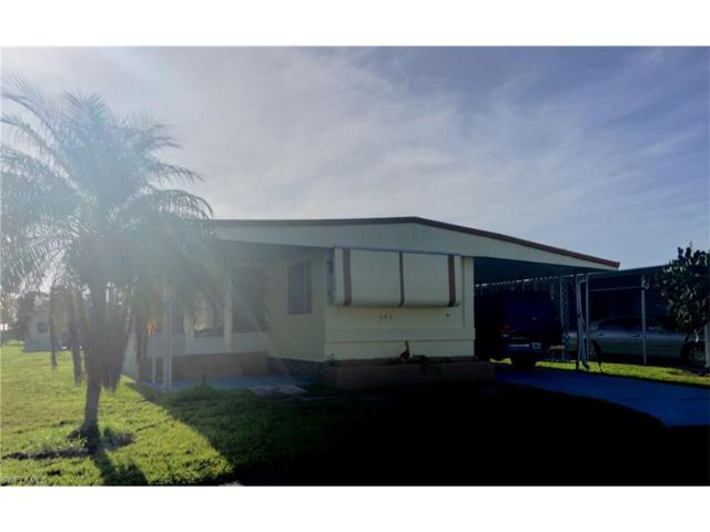 893 Homestead Dr, North Fort Myers, FL 33917 (MLS #217053478) :: The New Home Spot, Inc.