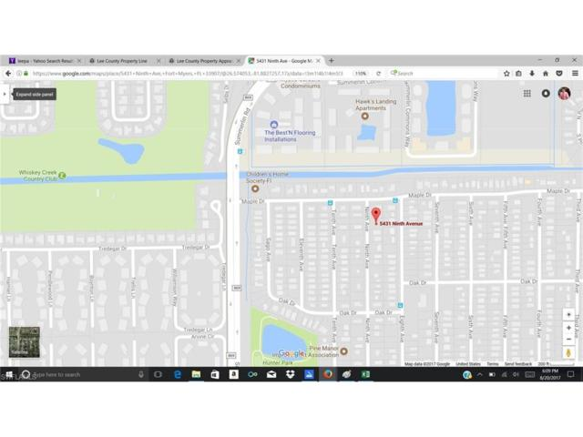 5431 9th Ave, Fort Myers, FL 33907 (MLS #217053671) :: The New Home Spot, Inc.