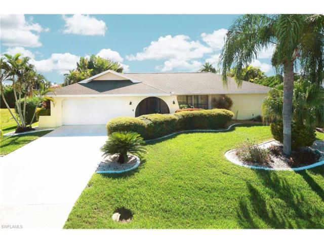5411 SW 20th Pl, Cape Coral, FL 33914 (MLS #217053880) :: Florida Homestar Team