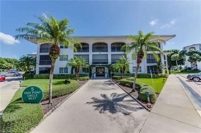 5 High Point Cir W #112, Naples, FL 34103 (MLS #217054357) :: The New Home Spot, Inc.