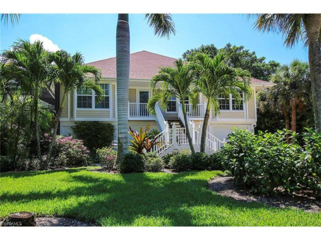 1396 Tahiti Dr, Sanibel, FL 33957 (MLS #217054982) :: The New Home Spot, Inc.