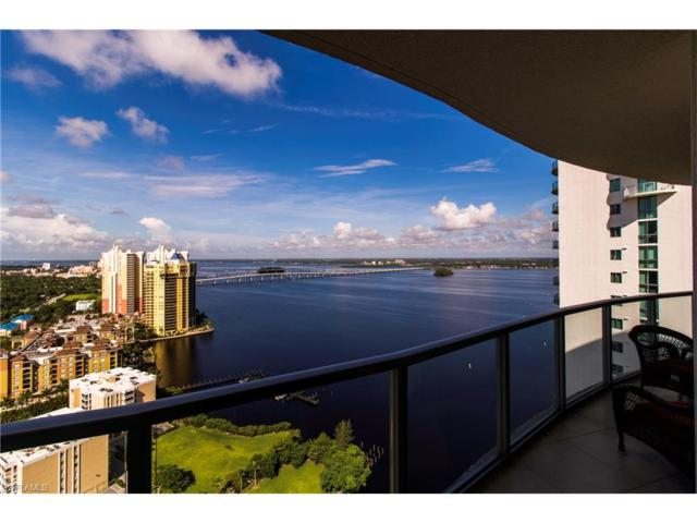 3000 Oasis Grand Blvd #2804, Fort Myers, FL 33916 (MLS #217055269) :: The New Home Spot, Inc.
