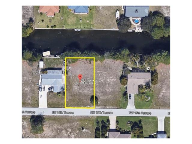 521 SW 15th Ter, Cape Coral, FL 33991 (MLS #217055353) :: The New Home Spot, Inc.