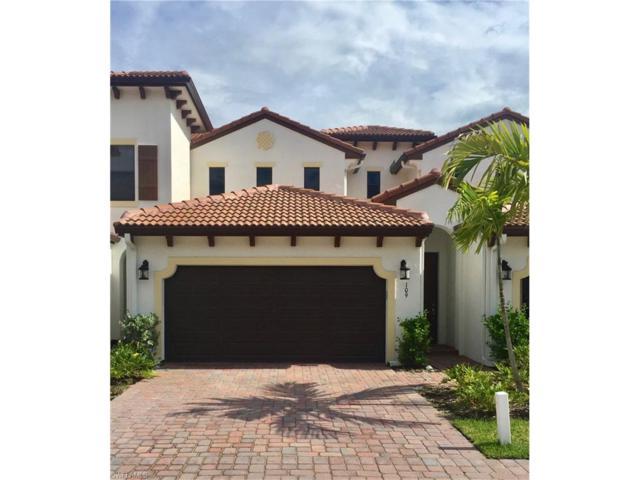 15821 Portofino Springs Blvd #109, Fort Myers, FL 33908 (MLS #217055602) :: The New Home Spot, Inc.