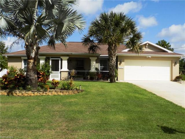 739 Spaulding St E, Lehigh Acres, FL 33974 (MLS #217055619) :: The New Home Spot, Inc.